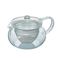 Single Serving Glass Teapot