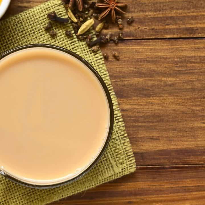 How To Make Chai Tea Latte at Home