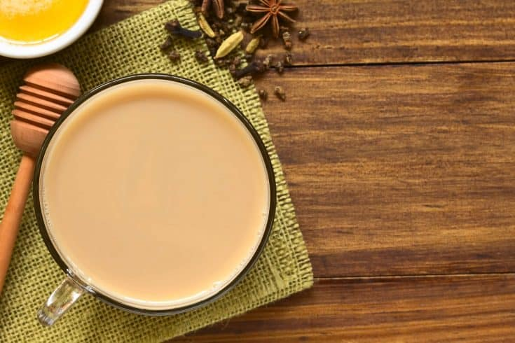 Easy Chai Tea Latte (Just Like Starbucks)