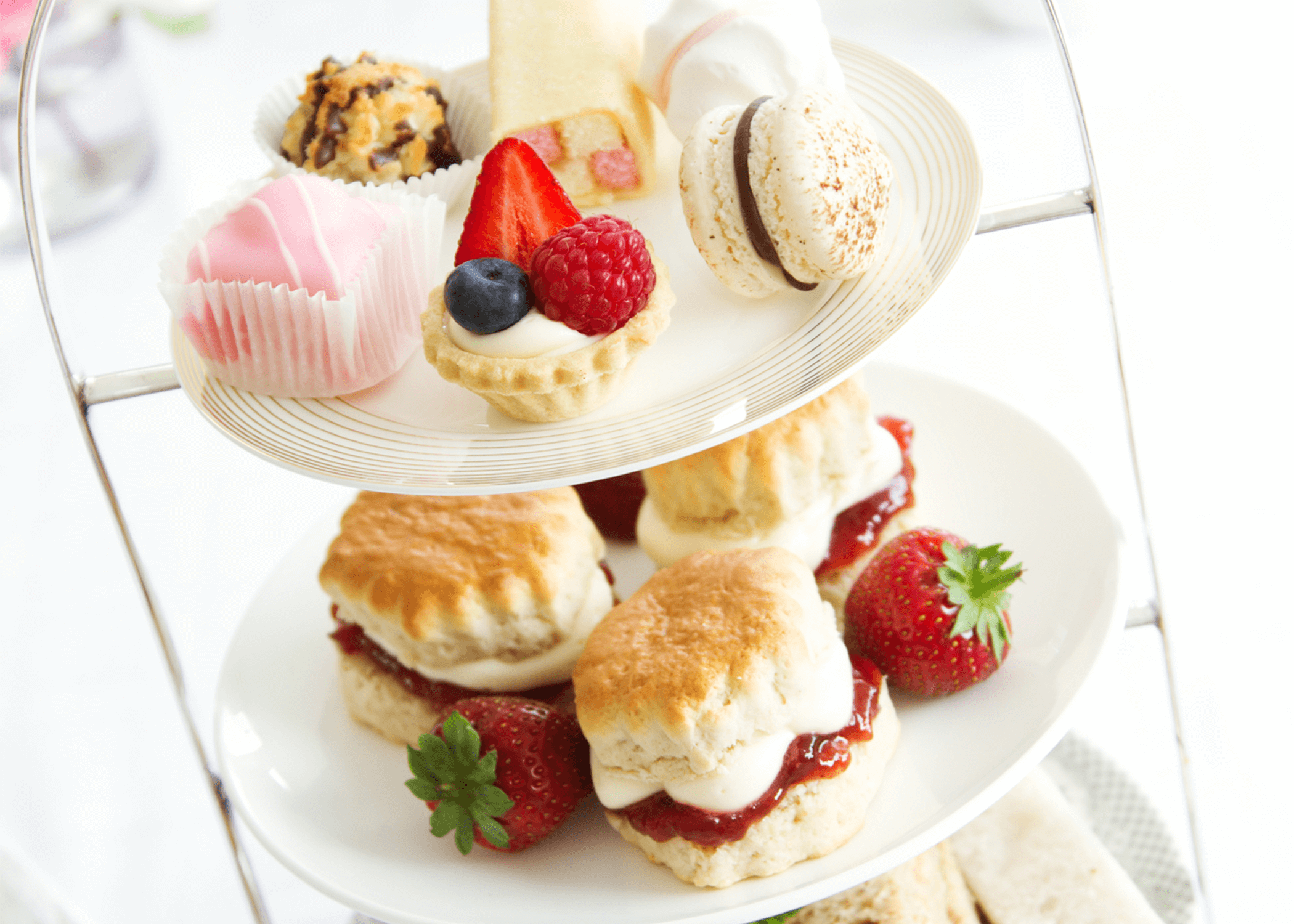 15 Tiny Bites for the Perfect Tea Party Food Menu