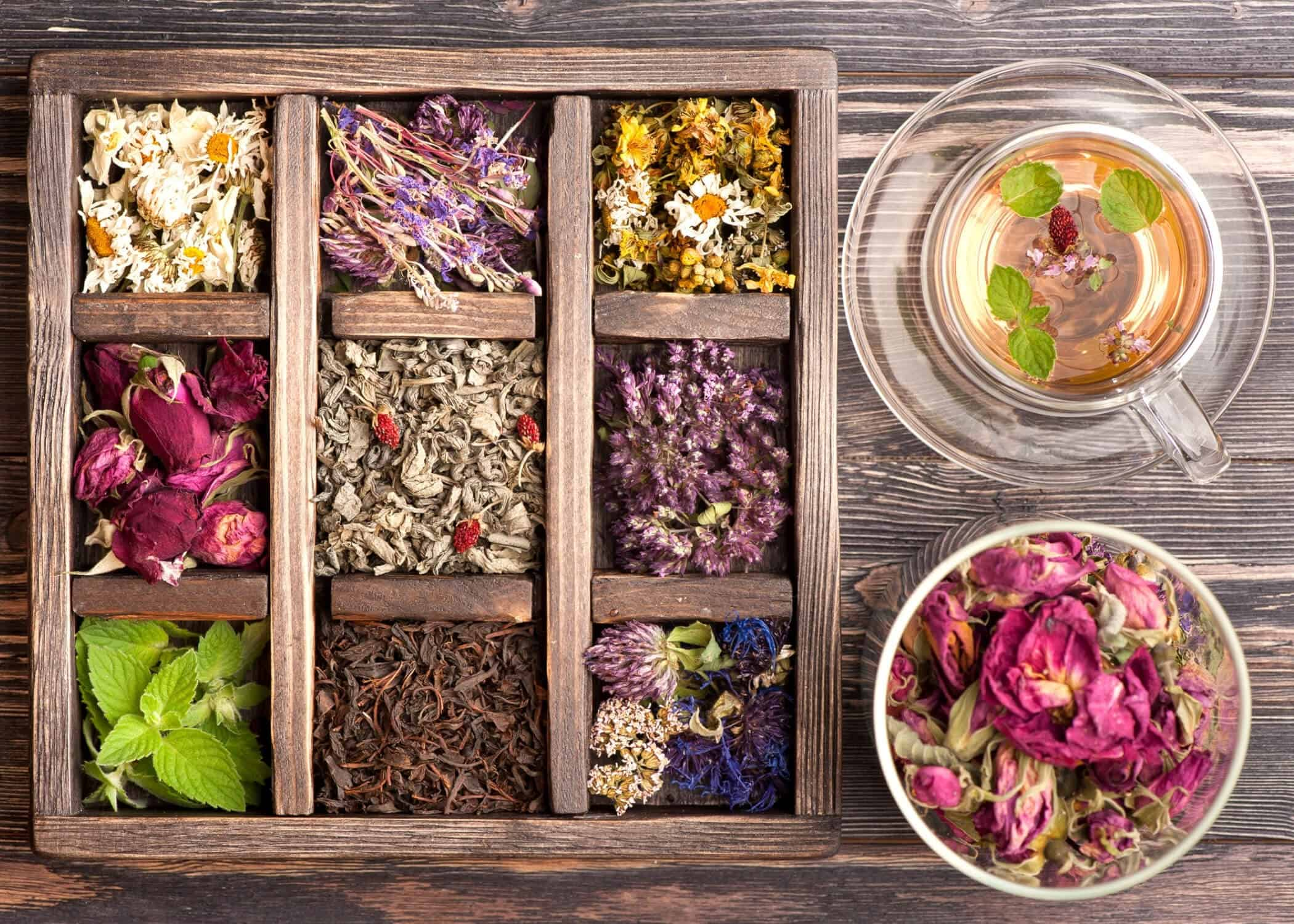 What is Herbal Tea and Is it Good For You?