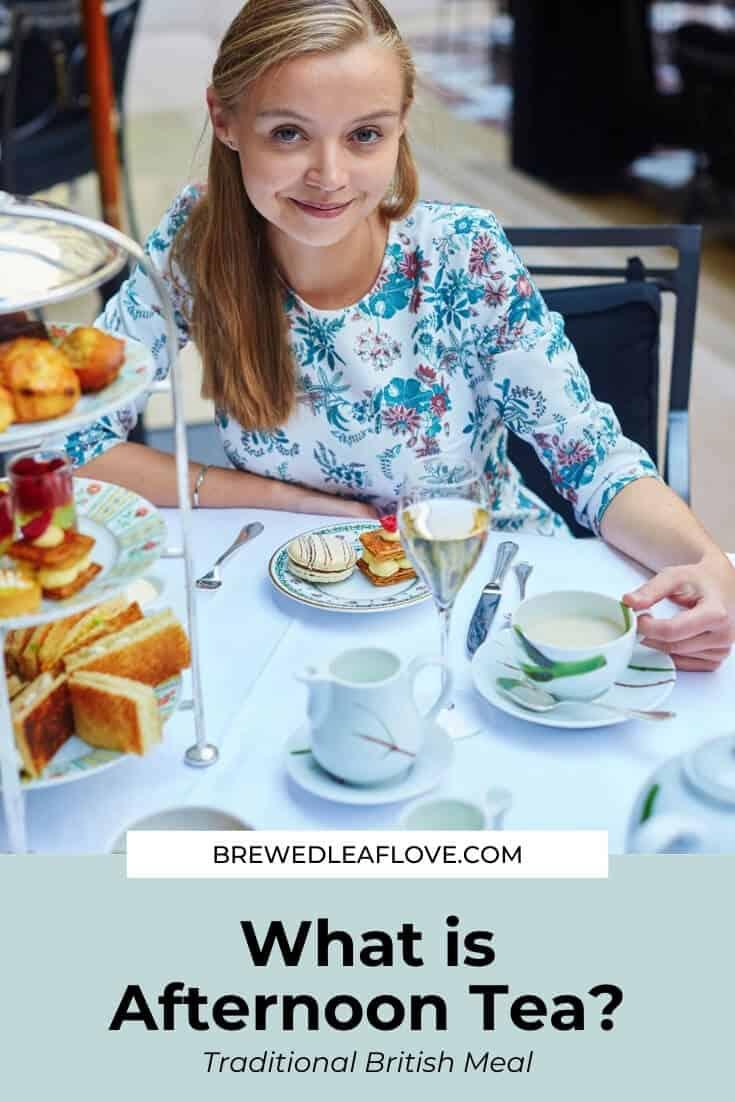 high tea vs afternoon tea