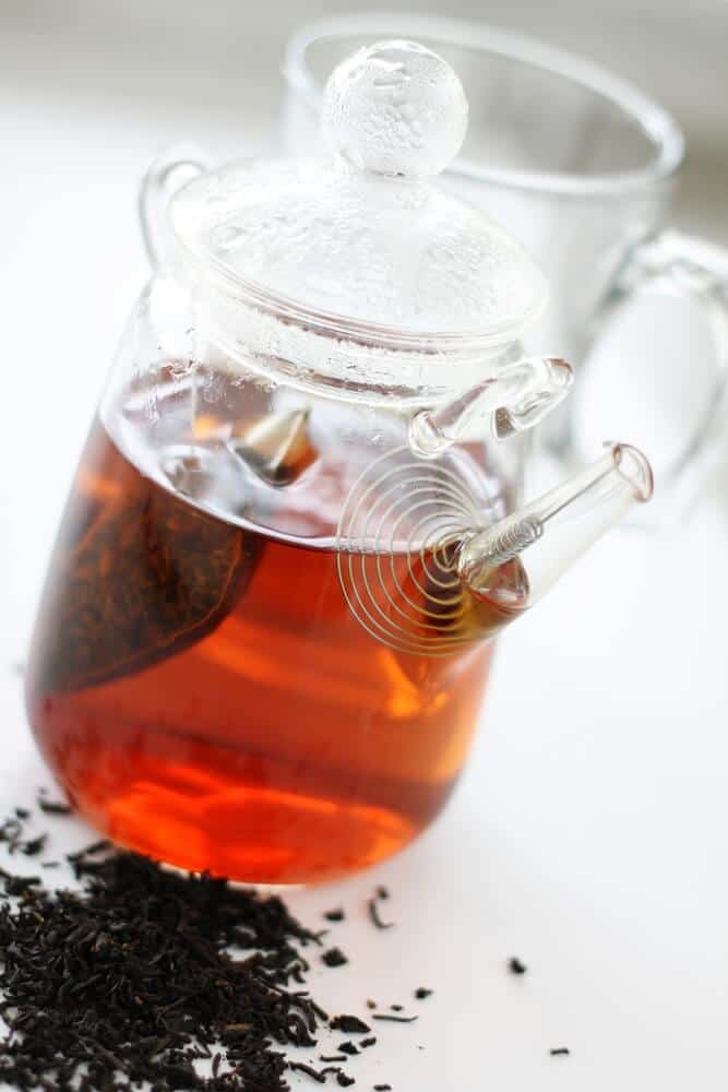 best tea brewing temperature