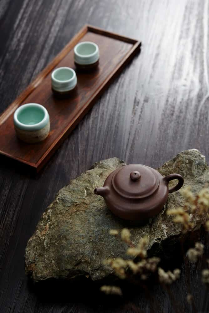 history of tea japan