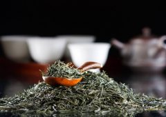 History of Tea:  Around The World in a Cup