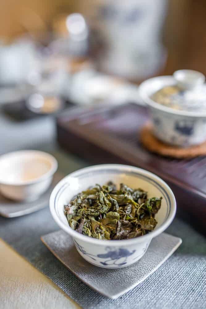 history of tea america