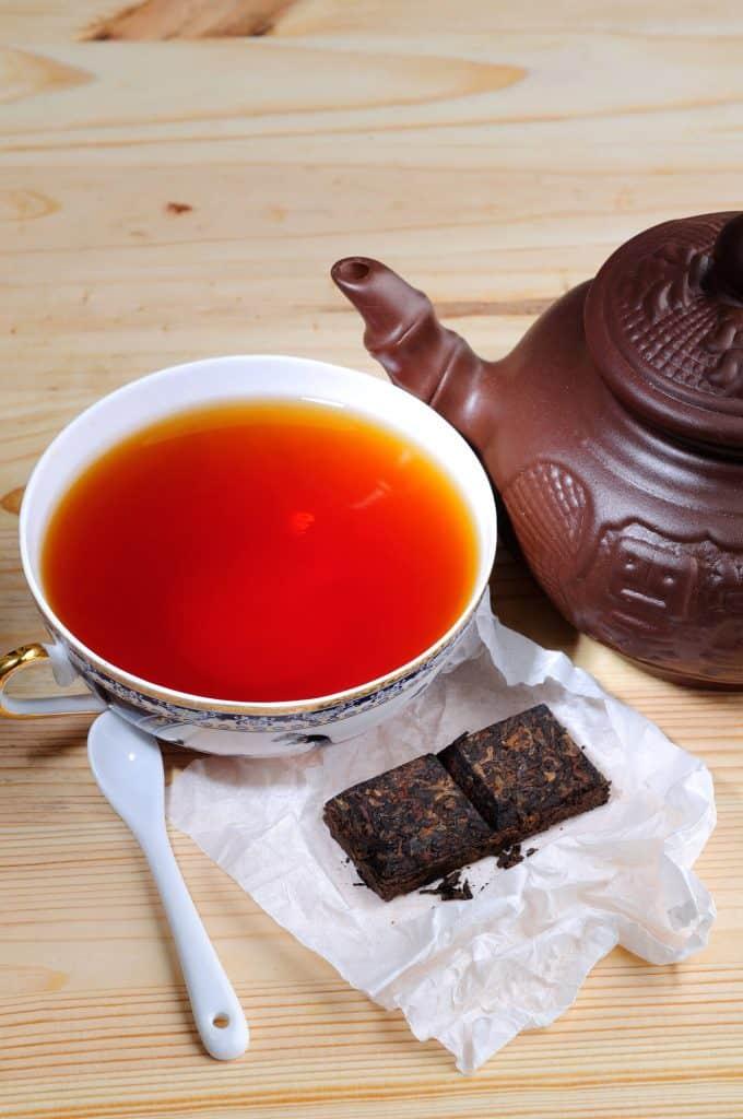 what is pur-erh tea?