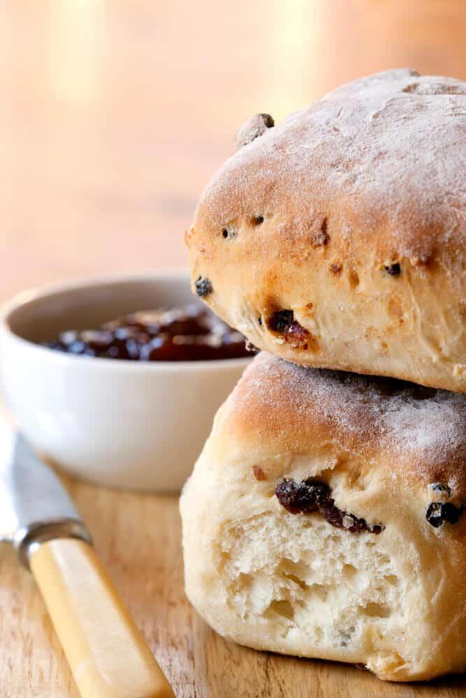 scones for tea party