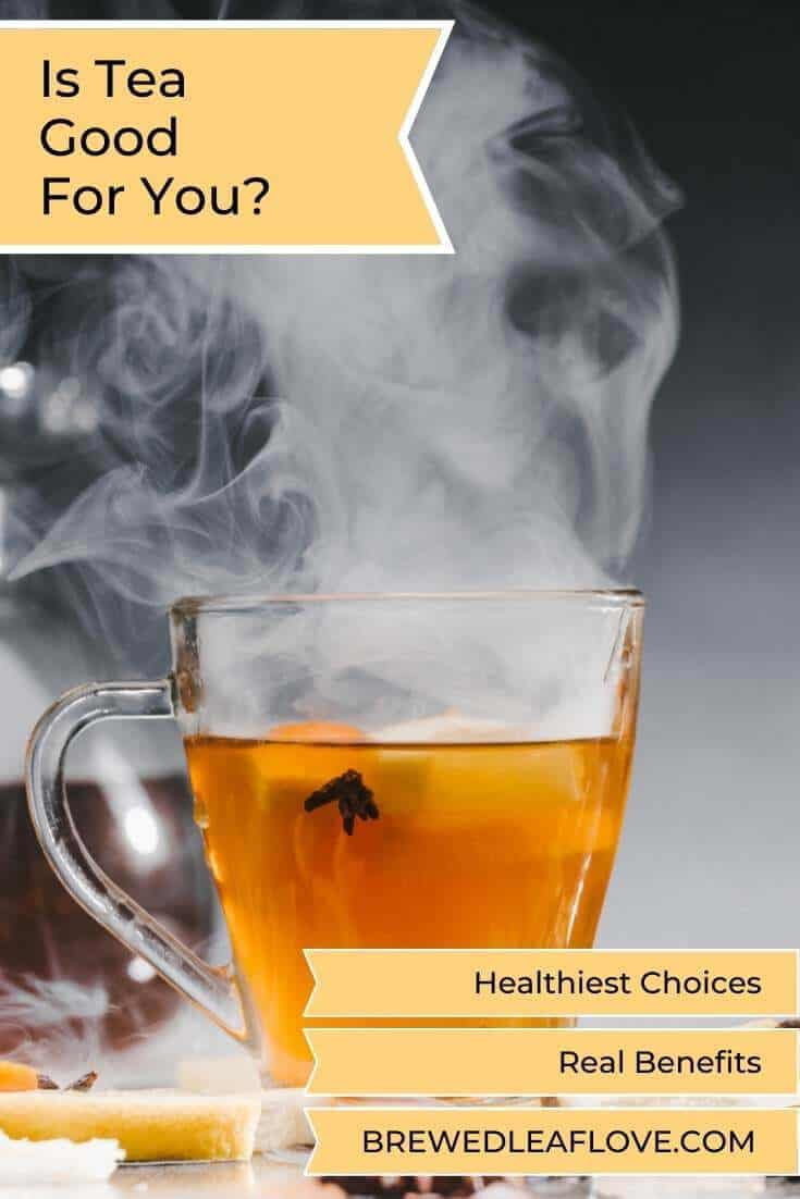 healthy tea benefits