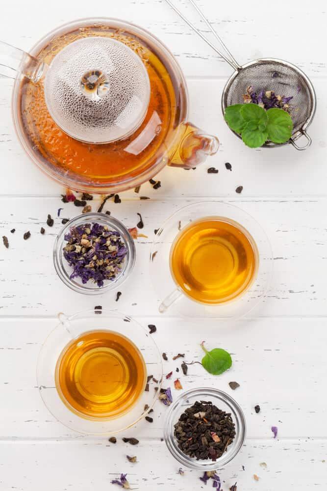 health benefits tea
