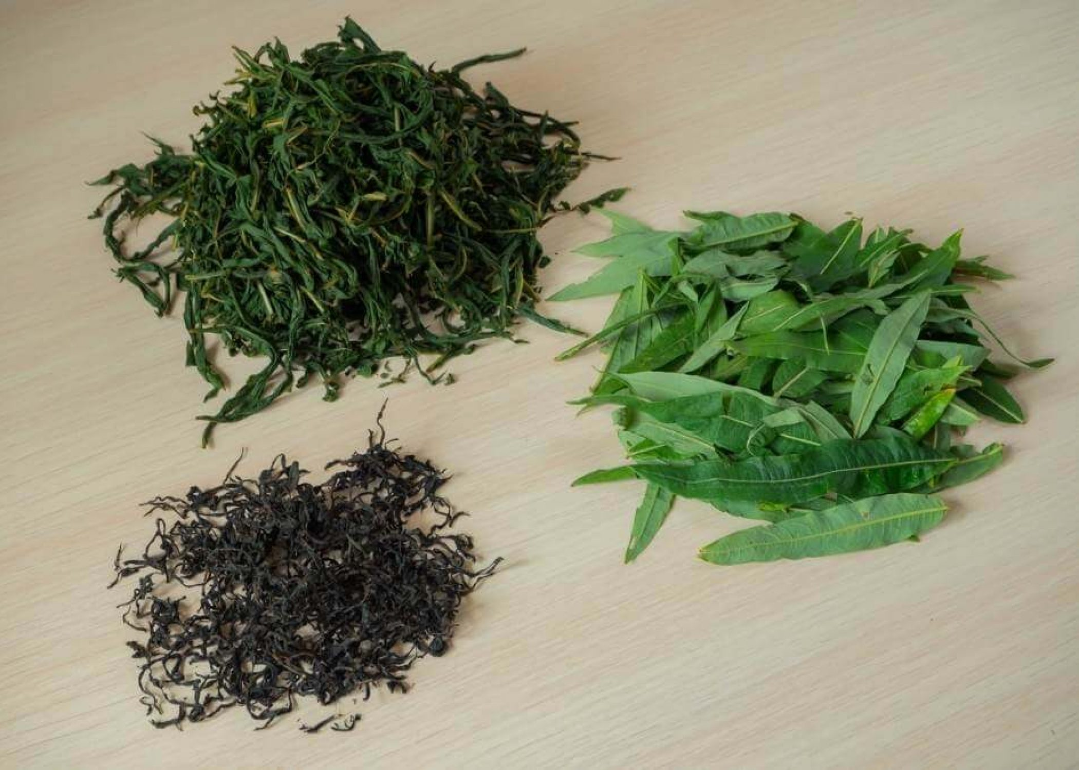 Tea Oxidation:  What Is It?