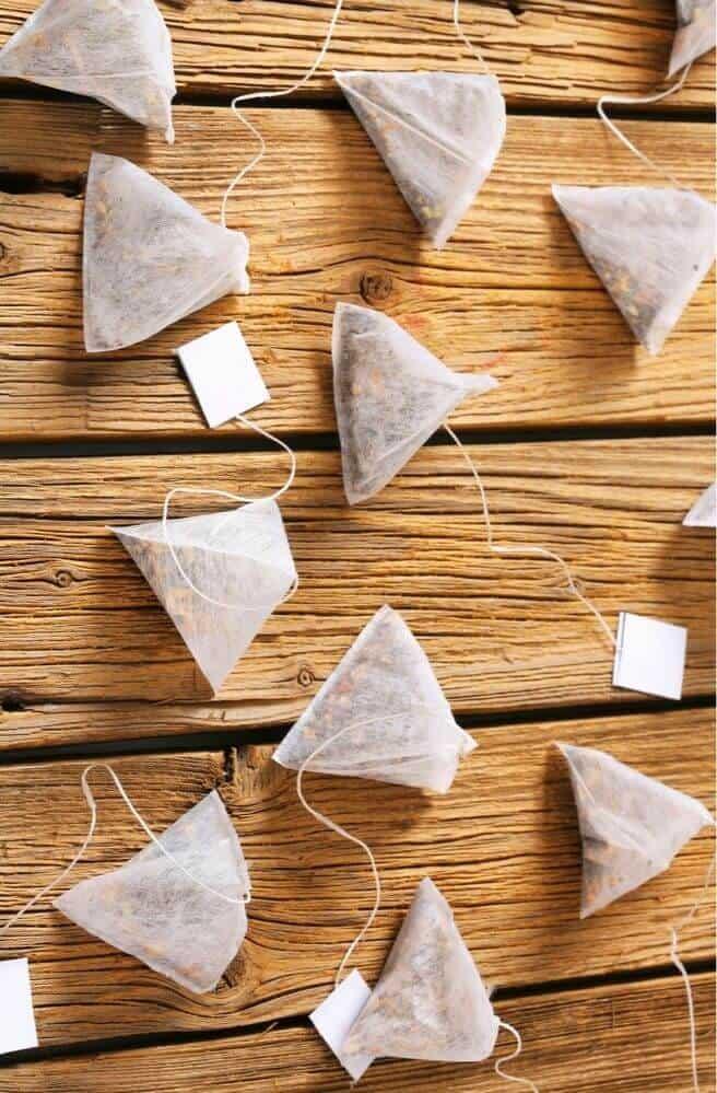 loose leaf or tea bags