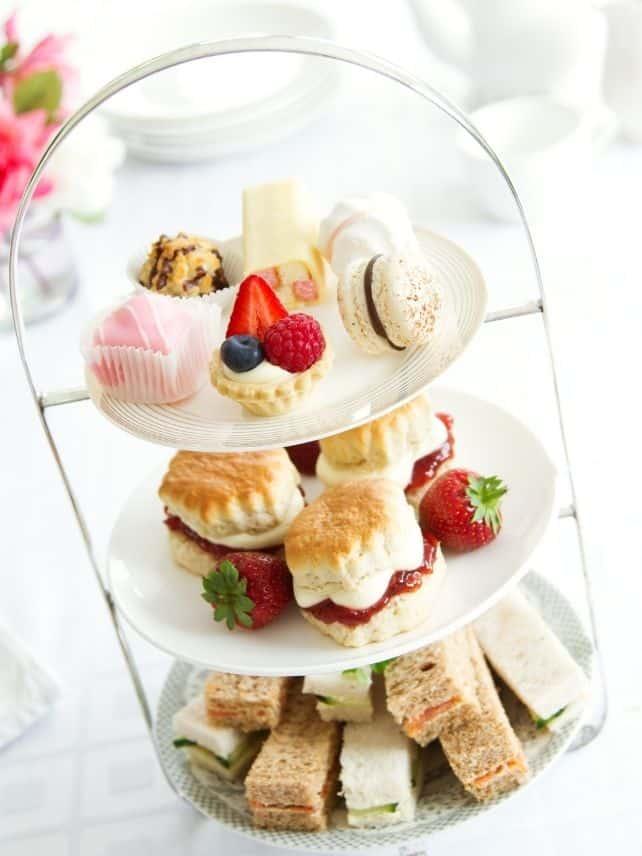 tea party food ideas