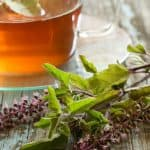 what is tulsi tea