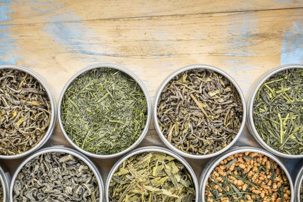 how to store tea for freshness in metal tins