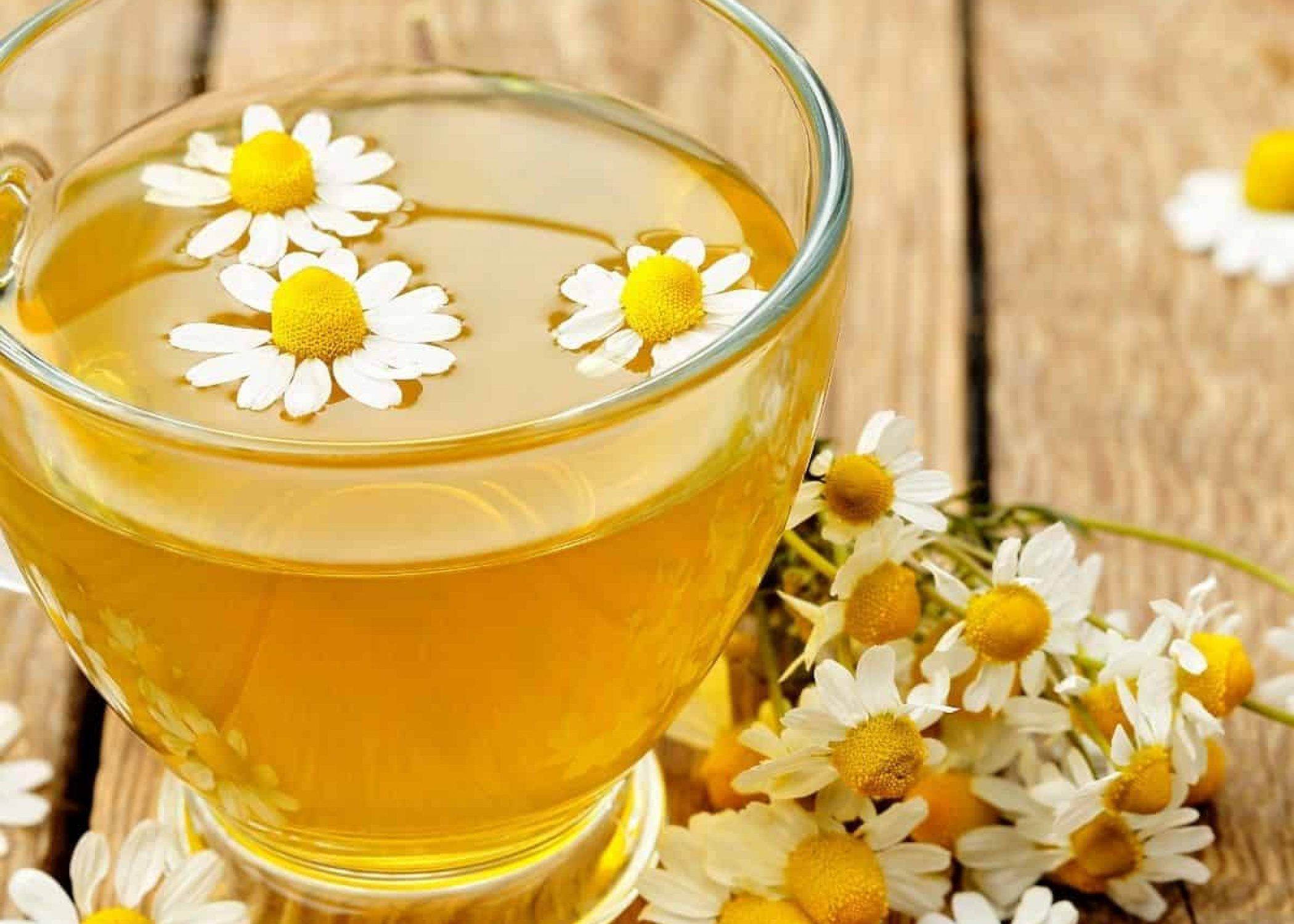All About Chamomile Tea