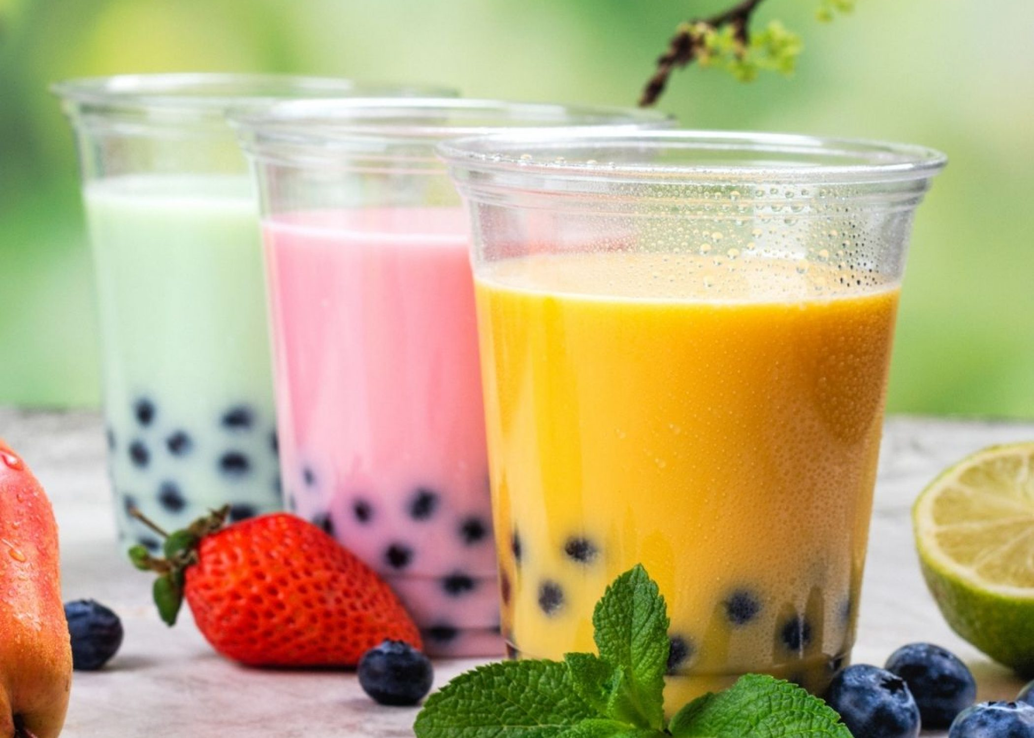 10 Popular Bubble Tea Flavors To Try Today