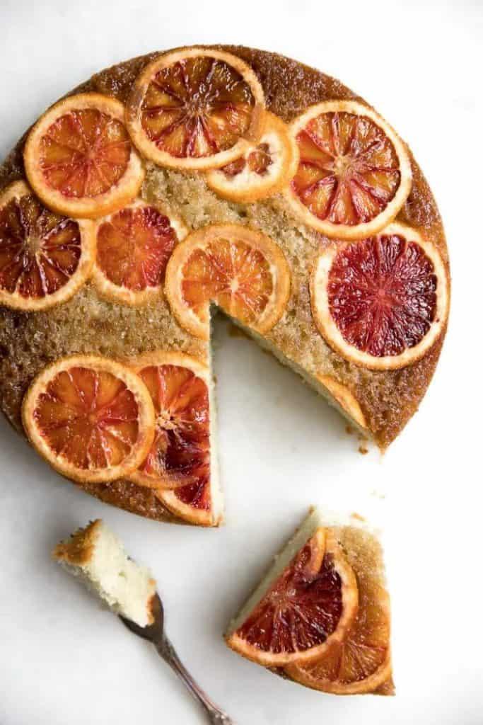 sweet dessert tea party cake