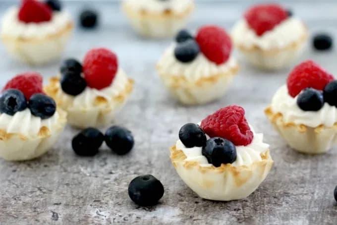 cheesecake small bites