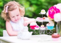 How To Host a Tea Party for Kids