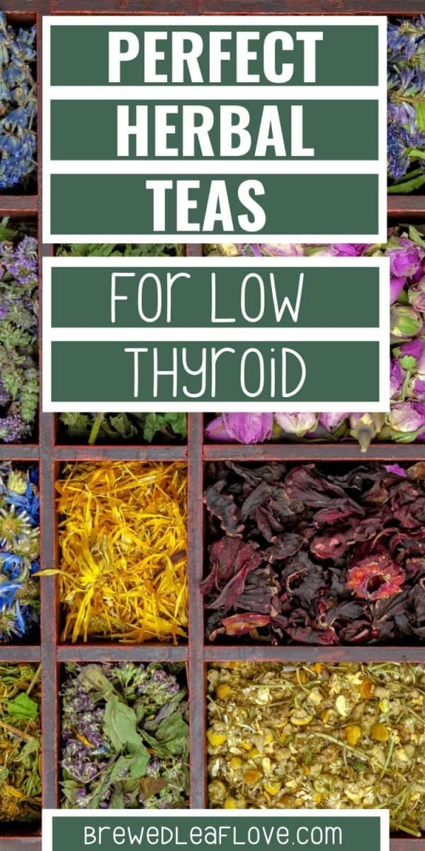 tea for low thyroid graphic