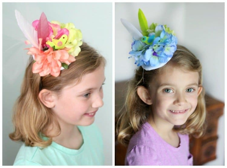 make your own tea party hat