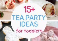 15 Toddler Tea Party Ideas for a Fabulous Fun Event