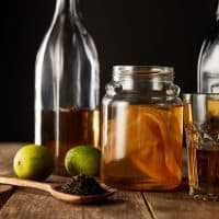 what is probiotic tea